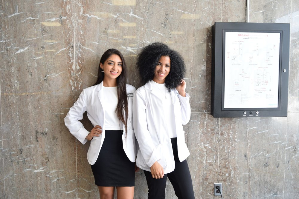 Anchal Ahluwalia and Erin Walters - VPs of Fundraising