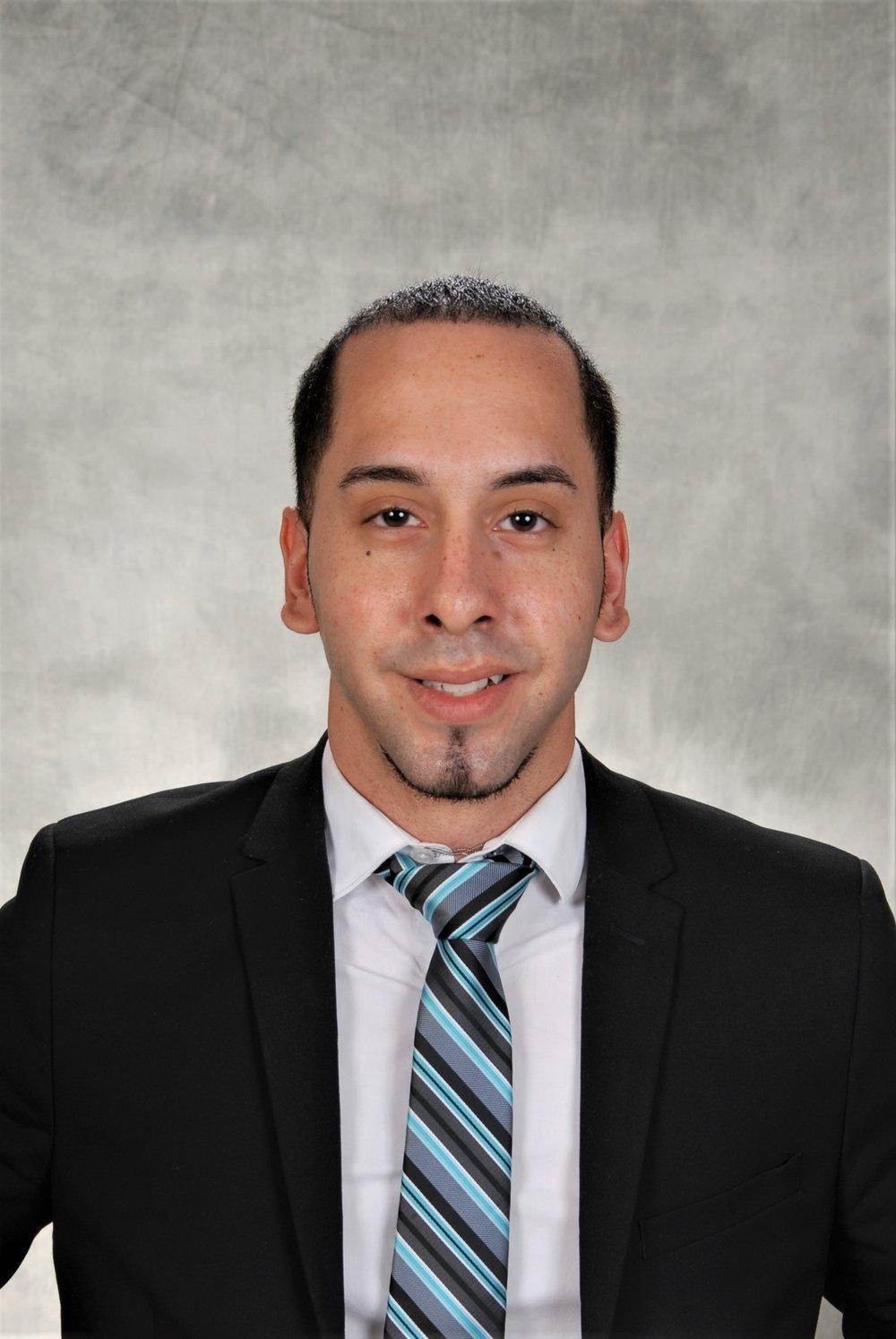 Edward Ramos - VP of Education