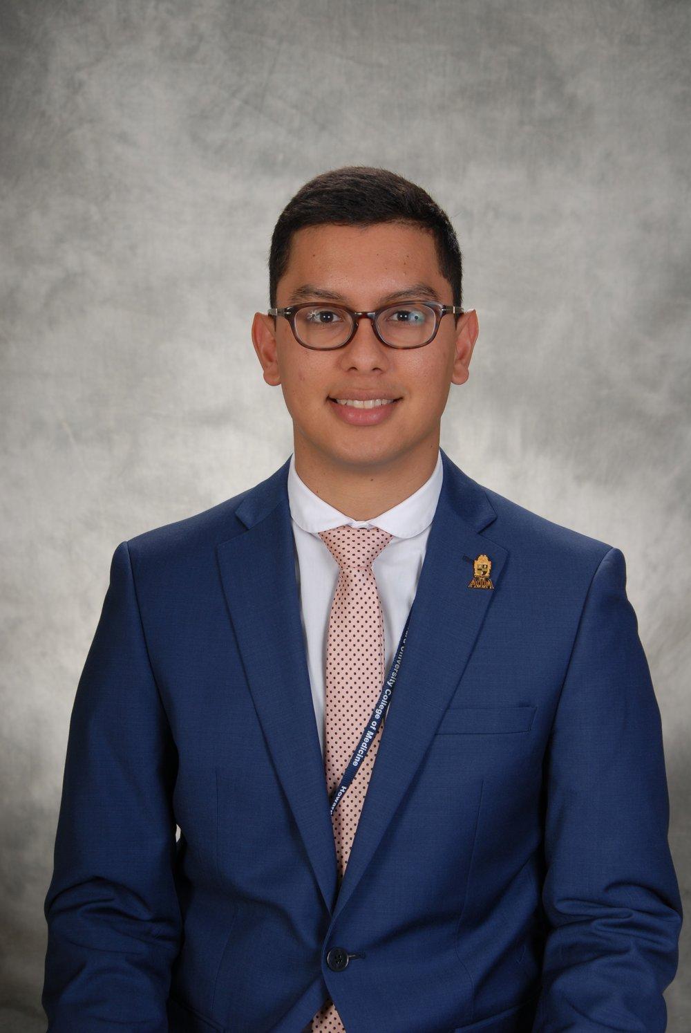 Eduardo Alvarado - Vp of Fundraising