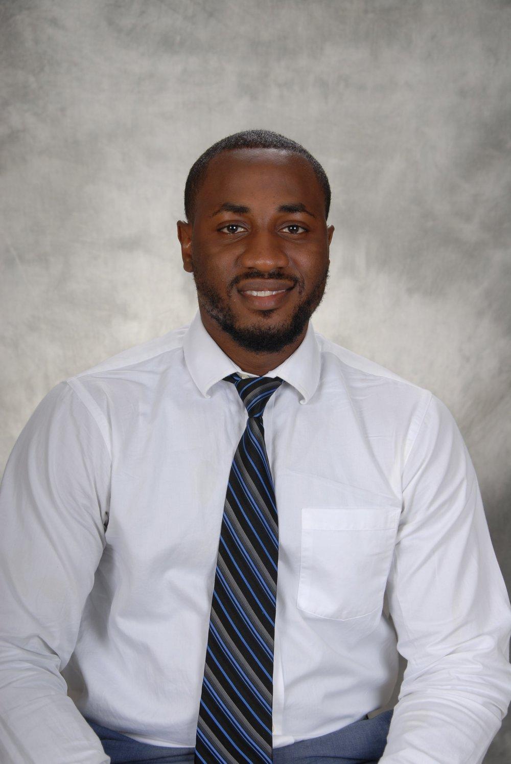 Daniel Ayorinde - VP of International Affairs