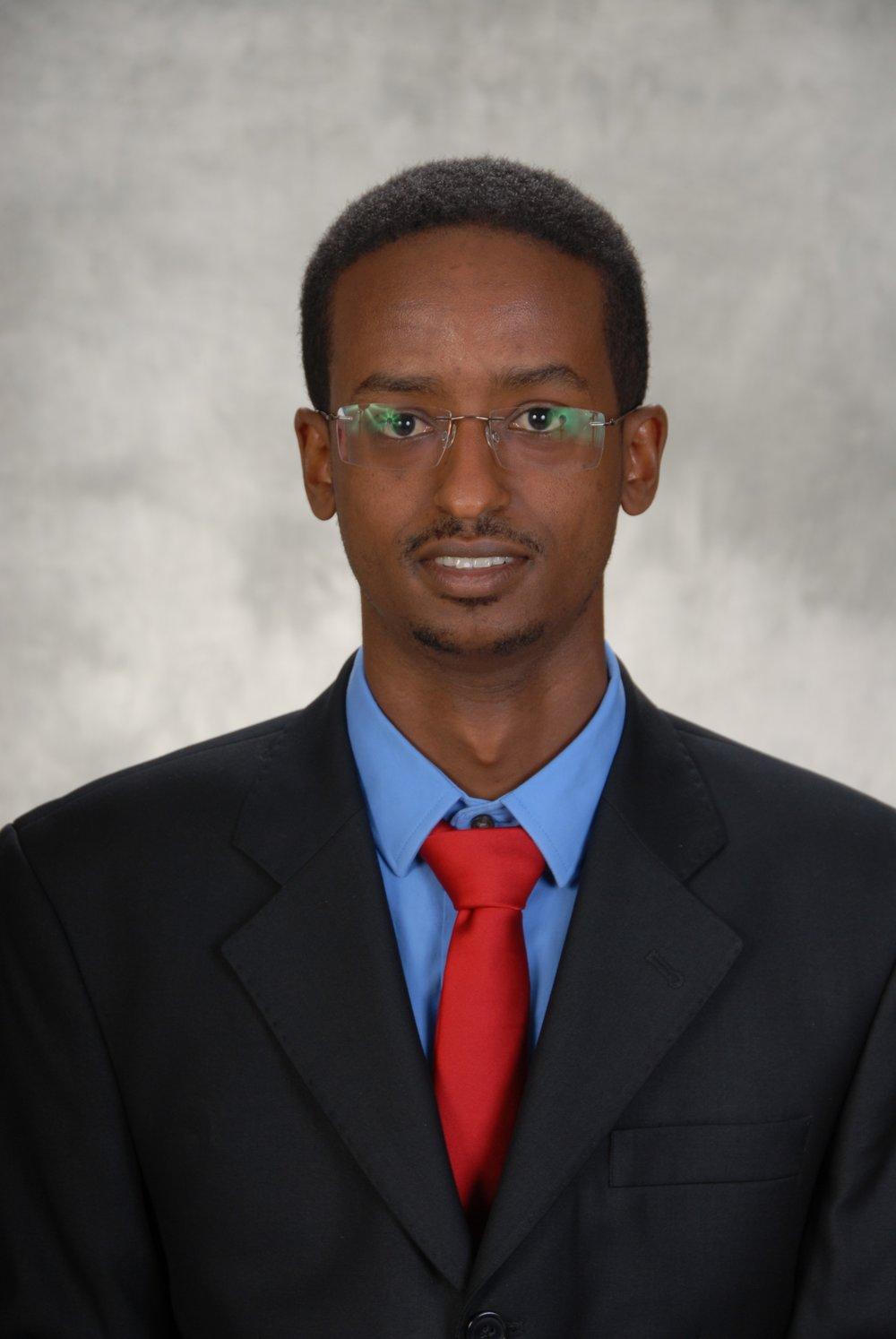 Ammanuel Taye - VP of International Affairs
