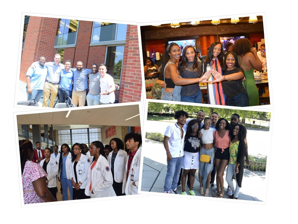 Our journey so far - Although medical school is hard work, we still find time to be involved within the community and build lifelong, meaningful friendships.