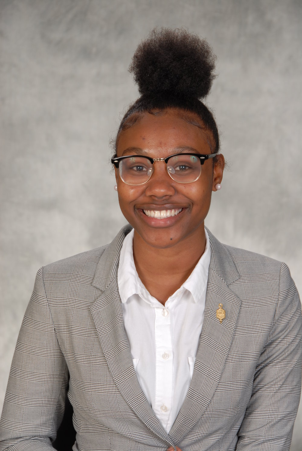 Alexis James - V of Fundraising