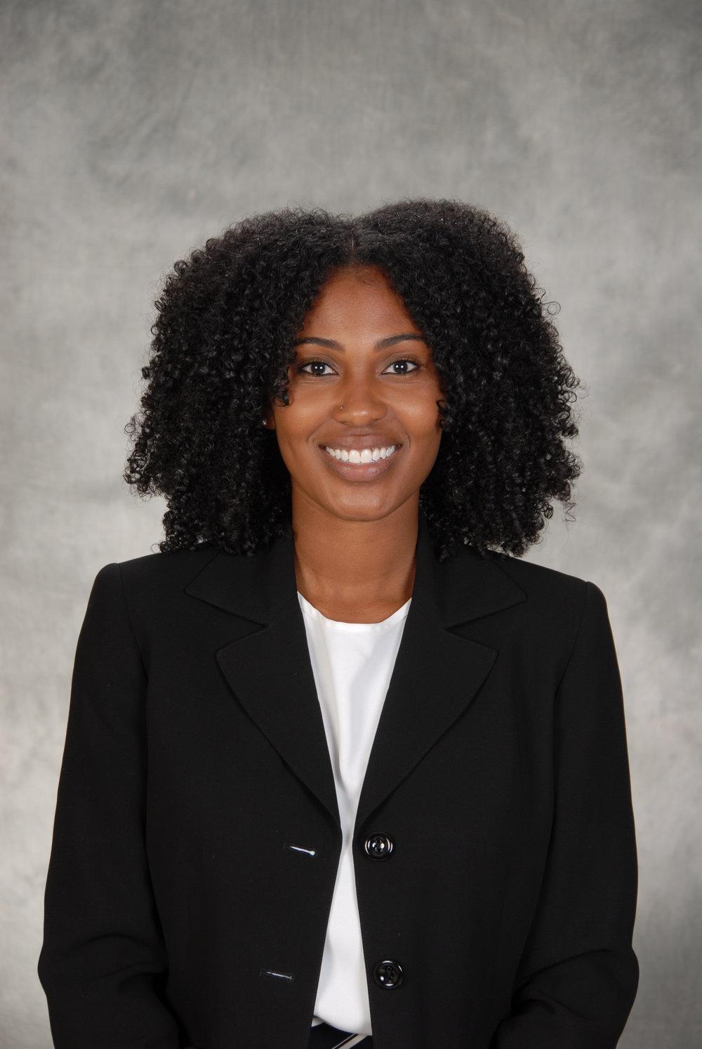 Yaadira Brown - Admission Committee Representative