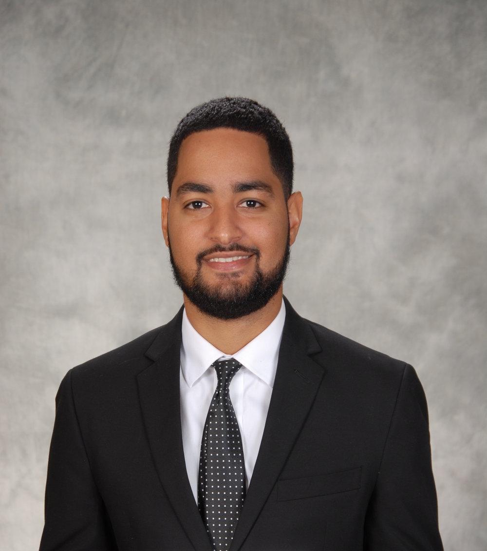 Joshua Cabral - Treasurer