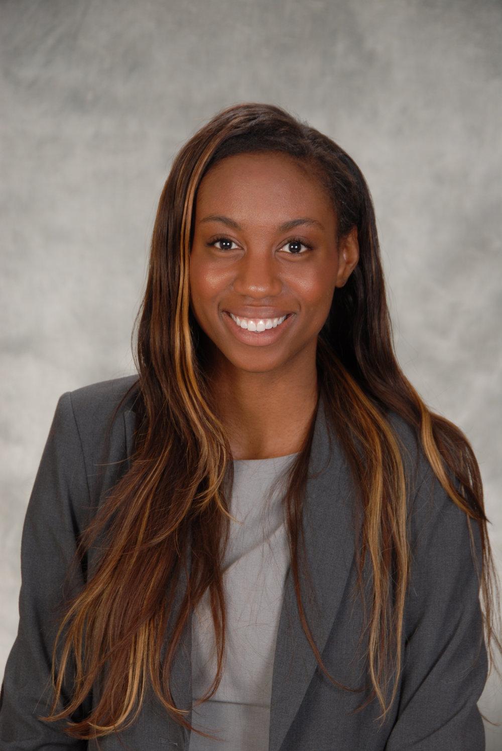 Jillian Ross - VP of Student Wellness