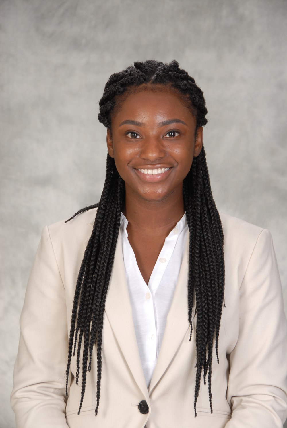 Natalia Eugene - VP of Activities