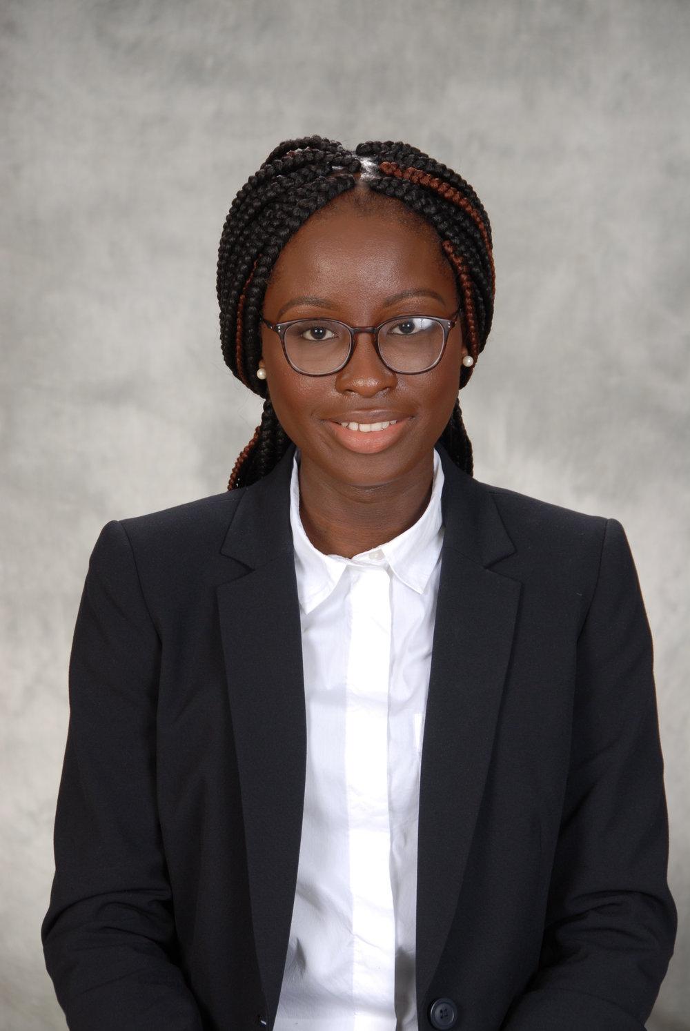 Pamela Amechi - VP of Community Service