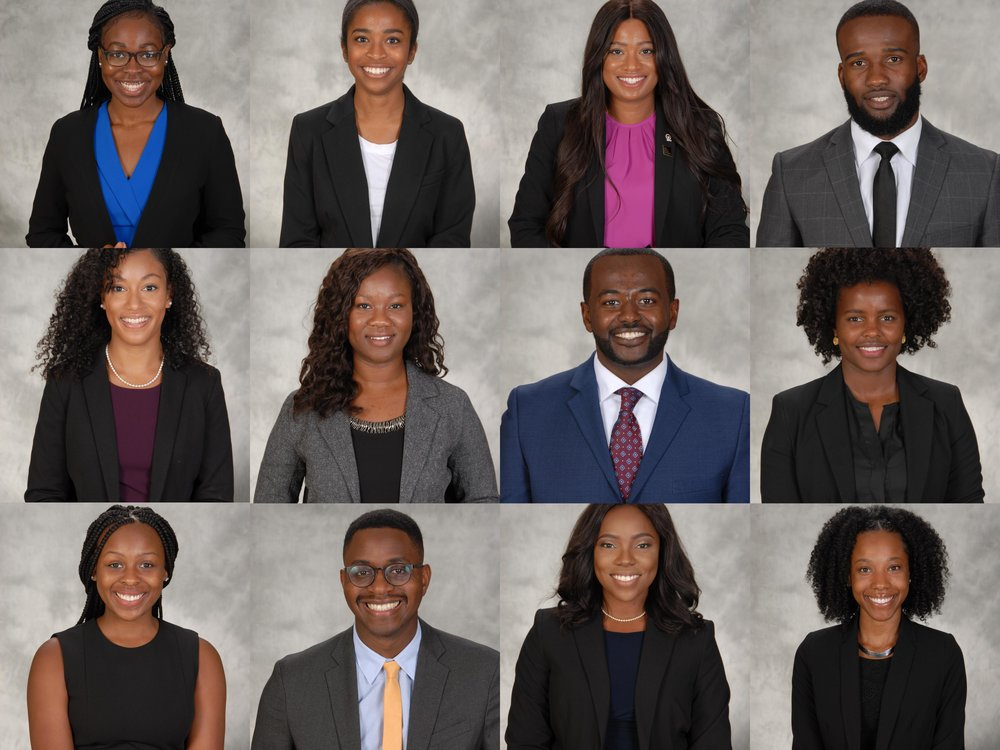 Meet the Class of '22 Eboard! - The student leadership paving the way for future generations of student doctors