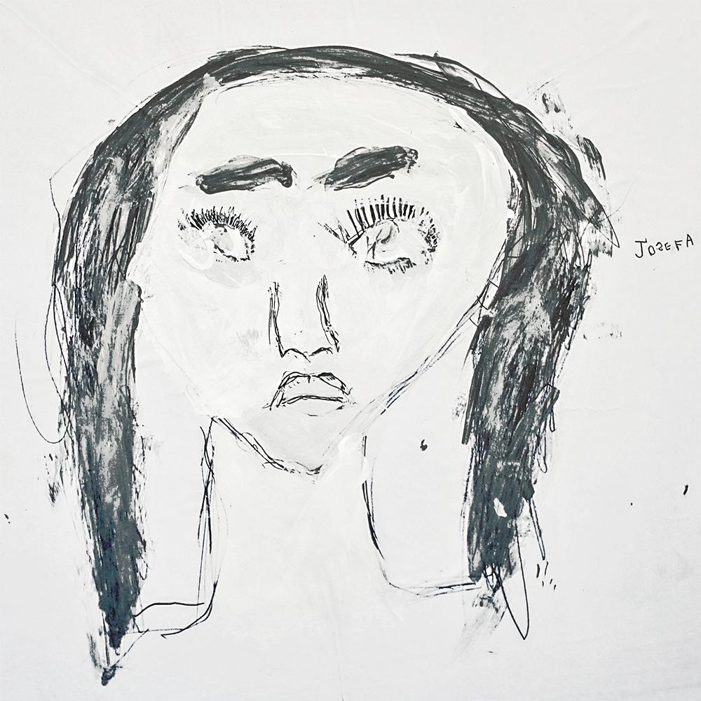 Autorretrato Josefa