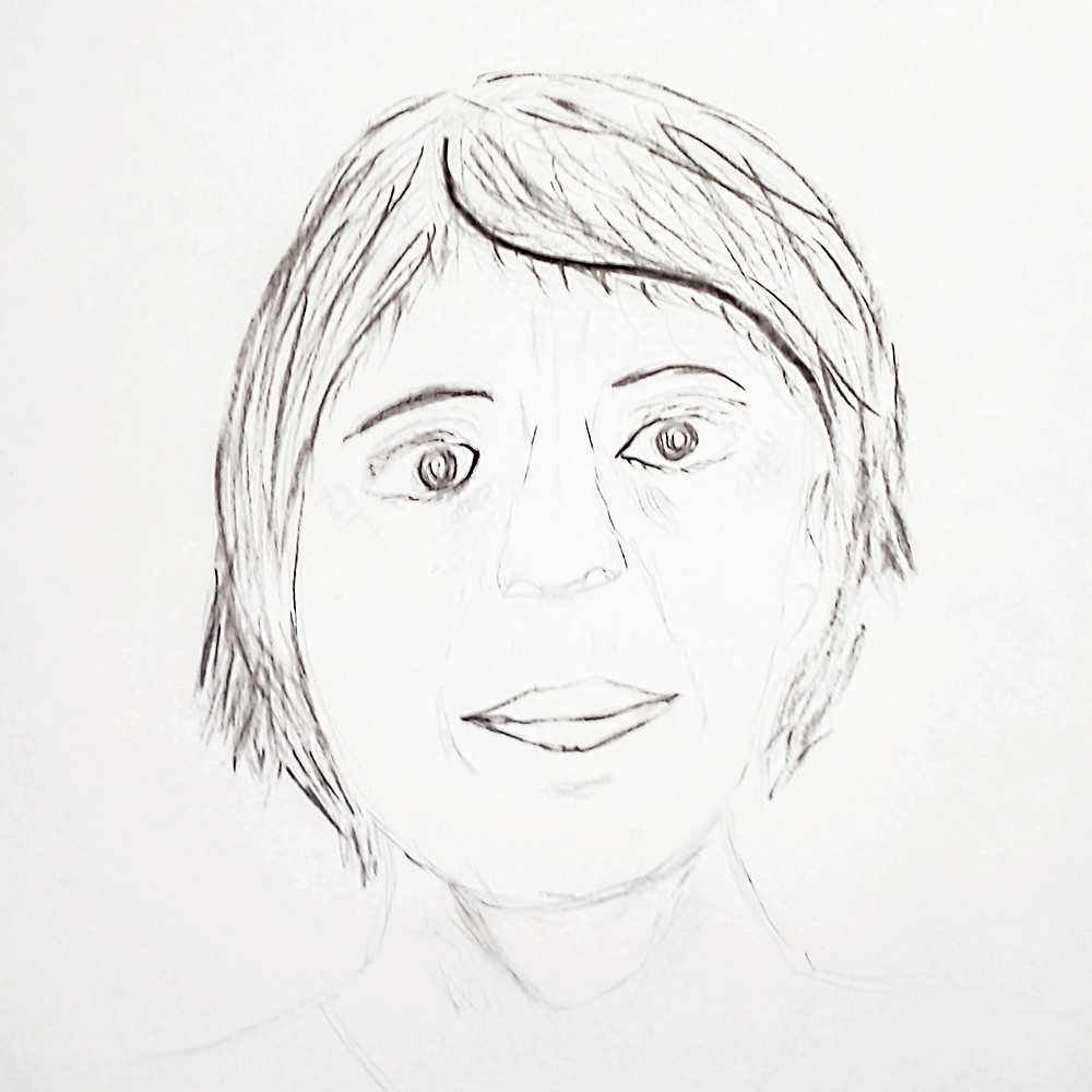 Autorretrato Berta