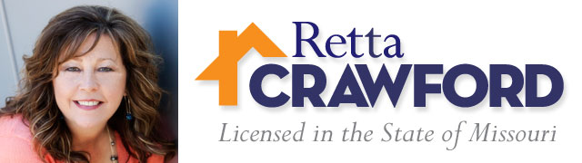 Call or Text Retta at 417-838-4105 or Email her at retta@rcrawfordrealtor.com to discuss the sale of your home.