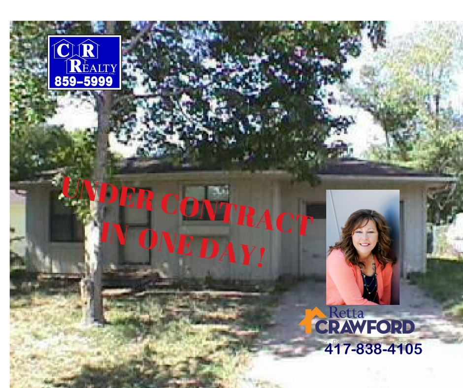 UNDER CONTRACT IN ONE DAY!.png