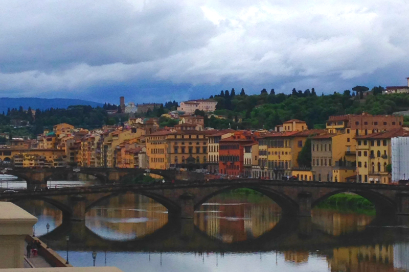 River Arno, Florence Italy