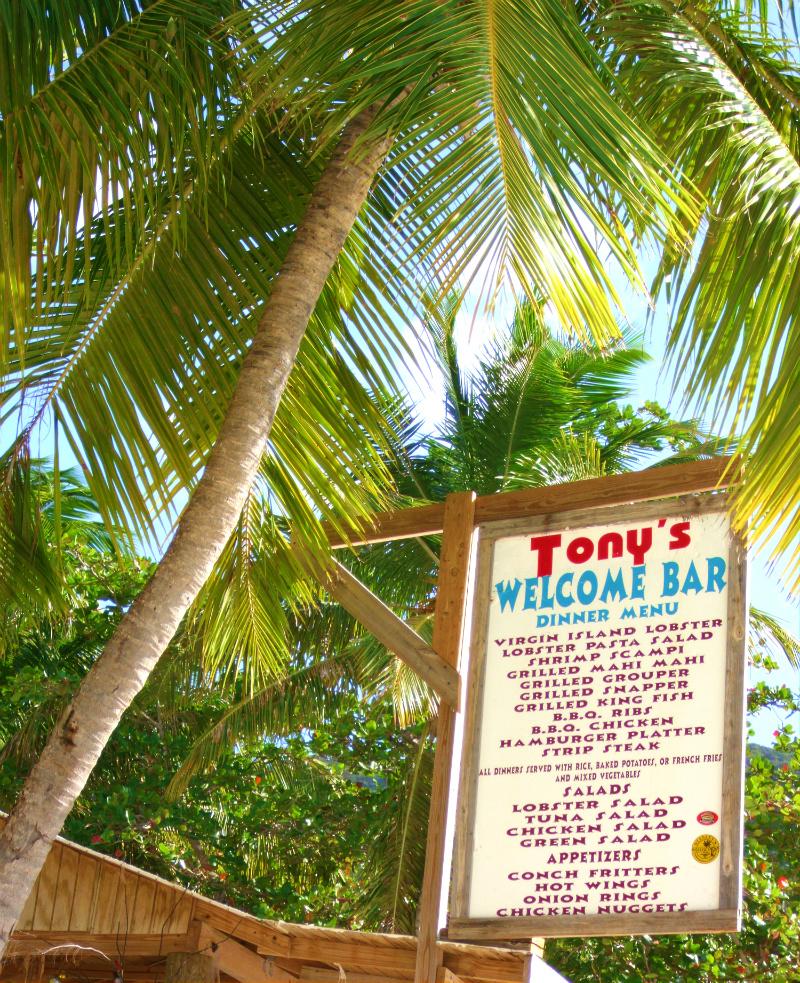 Beach shack restaurants