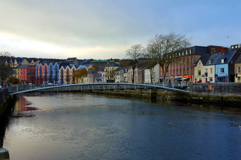 River Lee, Cork City Ireland