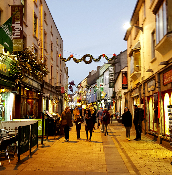 High Street, Latin Quarter, Galway