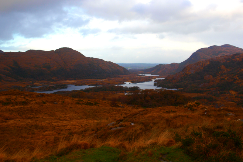 Ladies' View in Killarney National Park