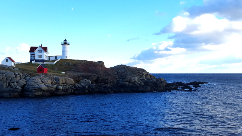 Nubble Lighthouse, York