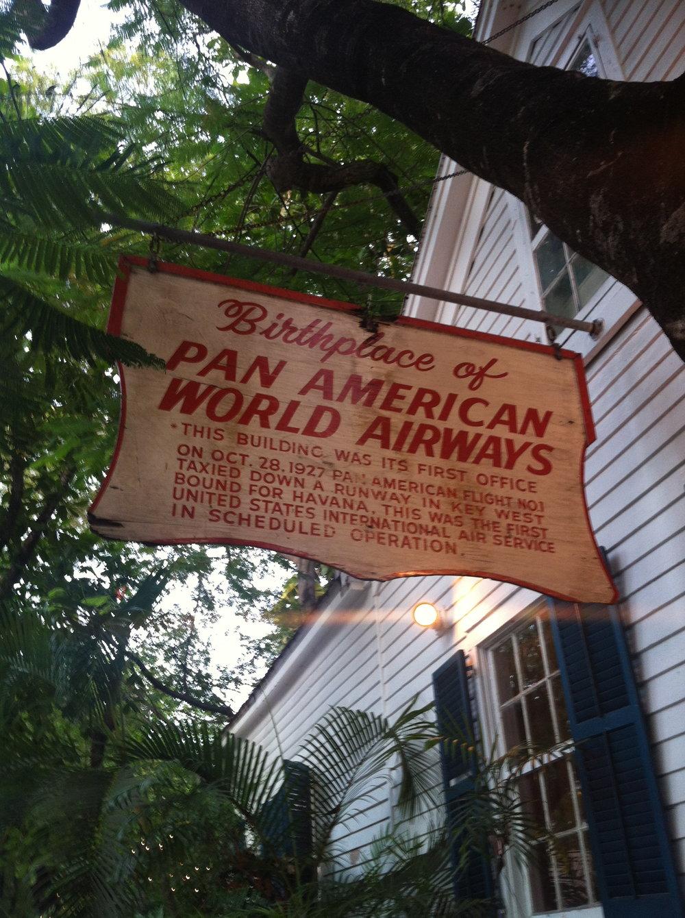 The original Pan Am headquarters, wow!