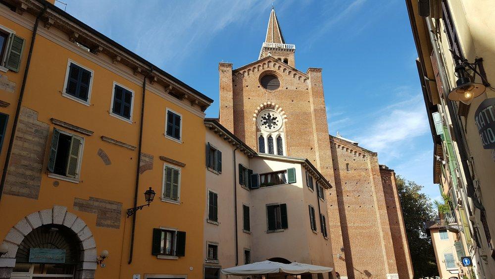Veronese buildings
