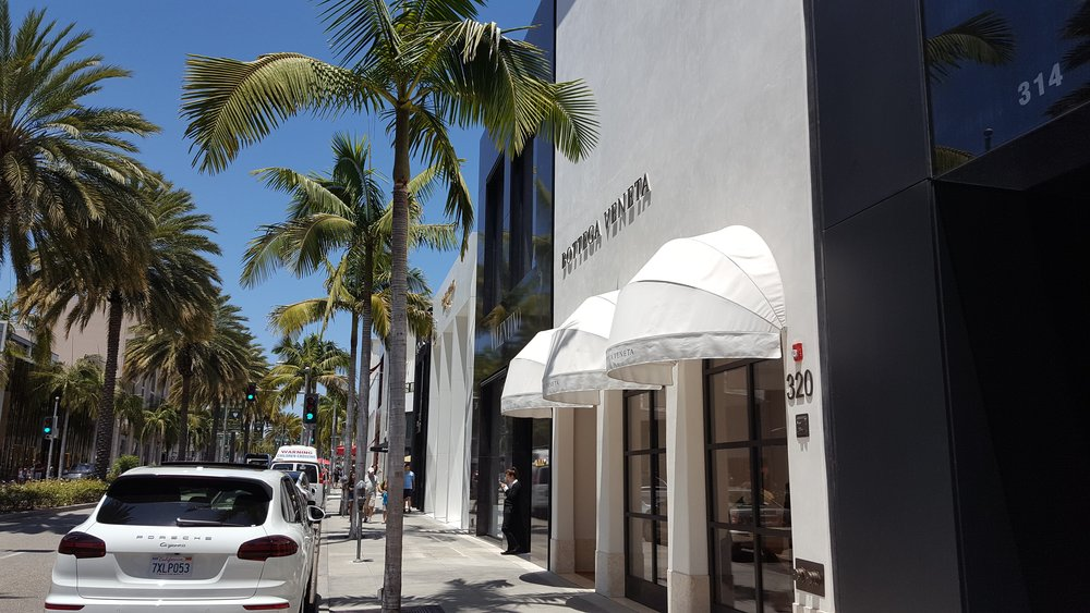 Rodeo Drive, oh how I wish I had unlimited funds to spend...