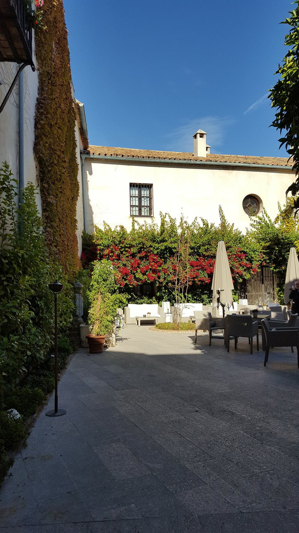 Hospes del Bailío in Córdoba