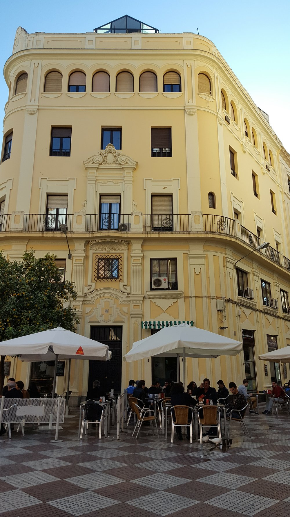 Buildings in Córdoba