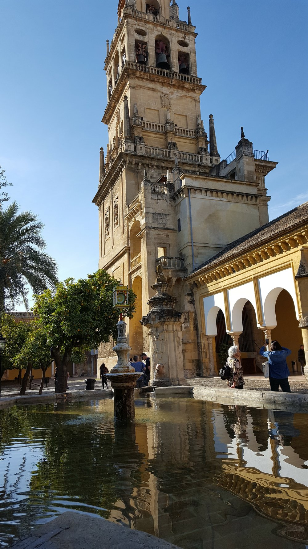 The Mezquita in Córdoba