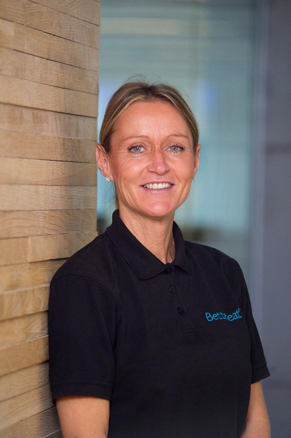Vicky Grimshaw Cafe Assistant