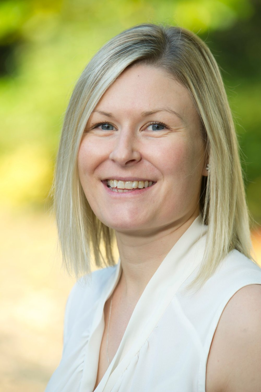 Carla Higgins Business Dev Manager.