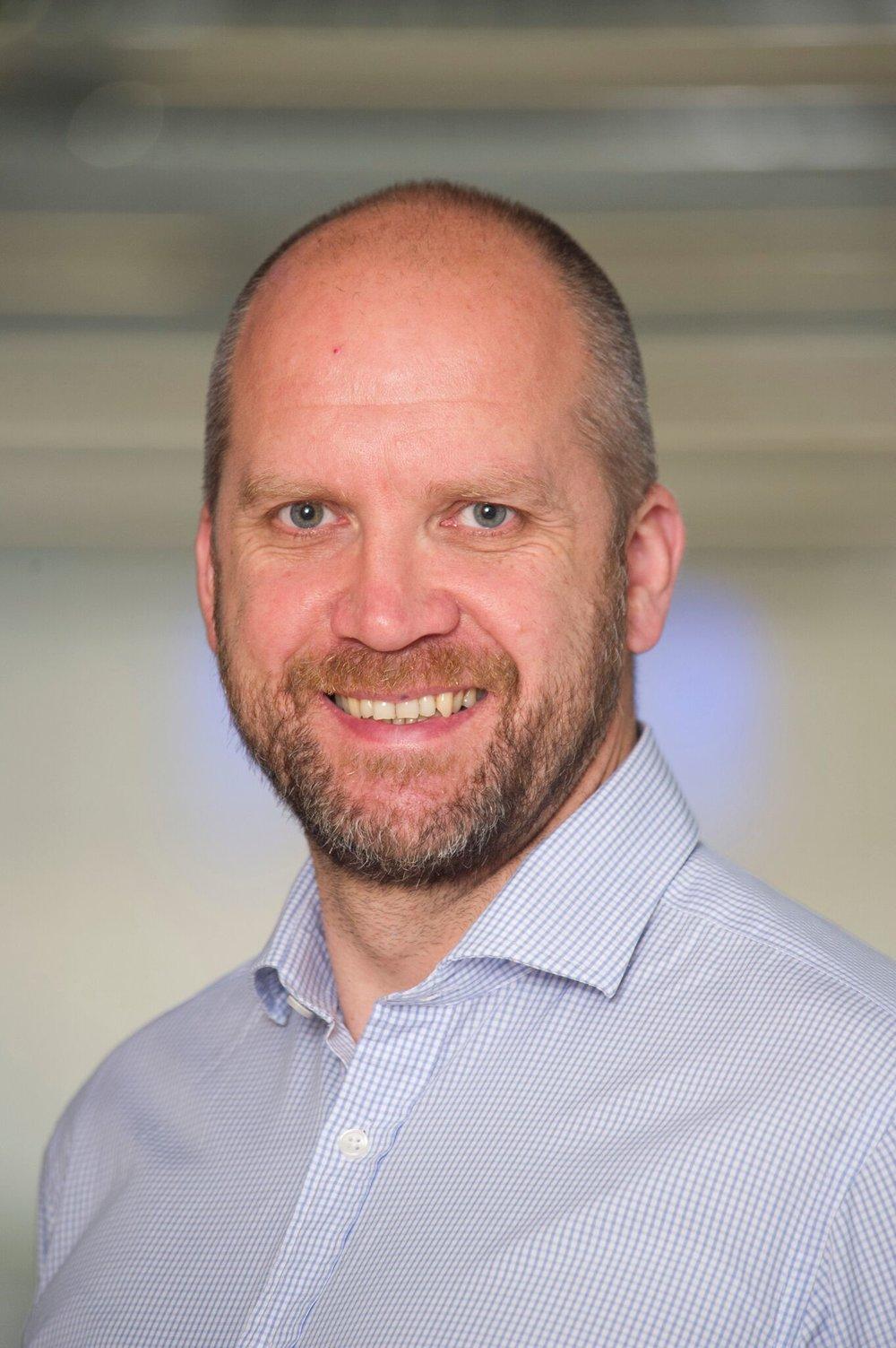 Neil Jones Development Manager