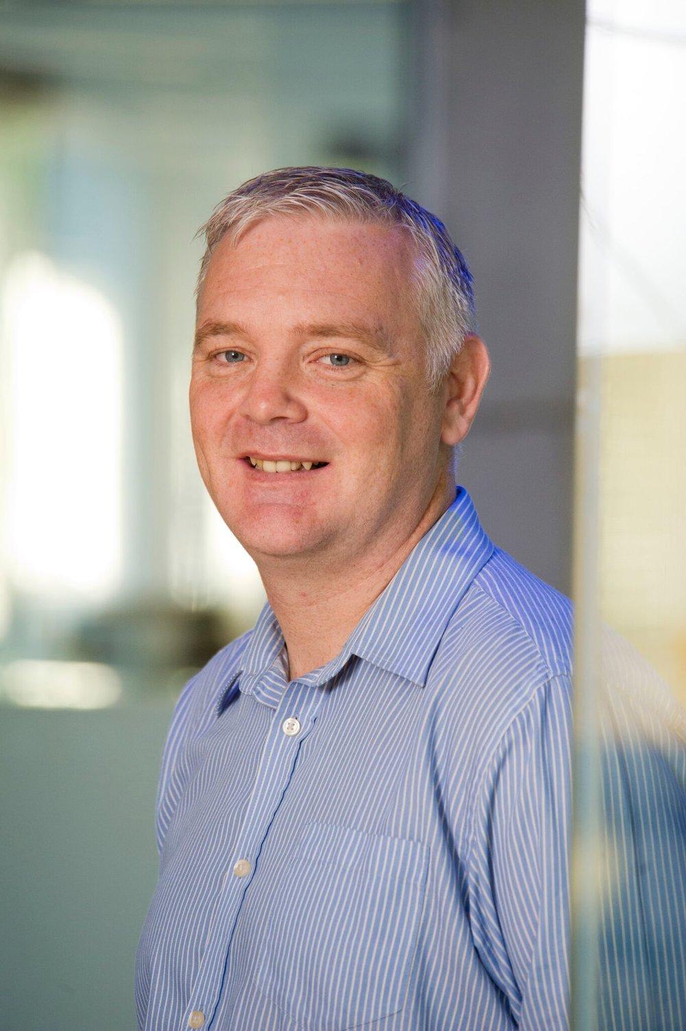 Mike Nevitt Senior Design Manager