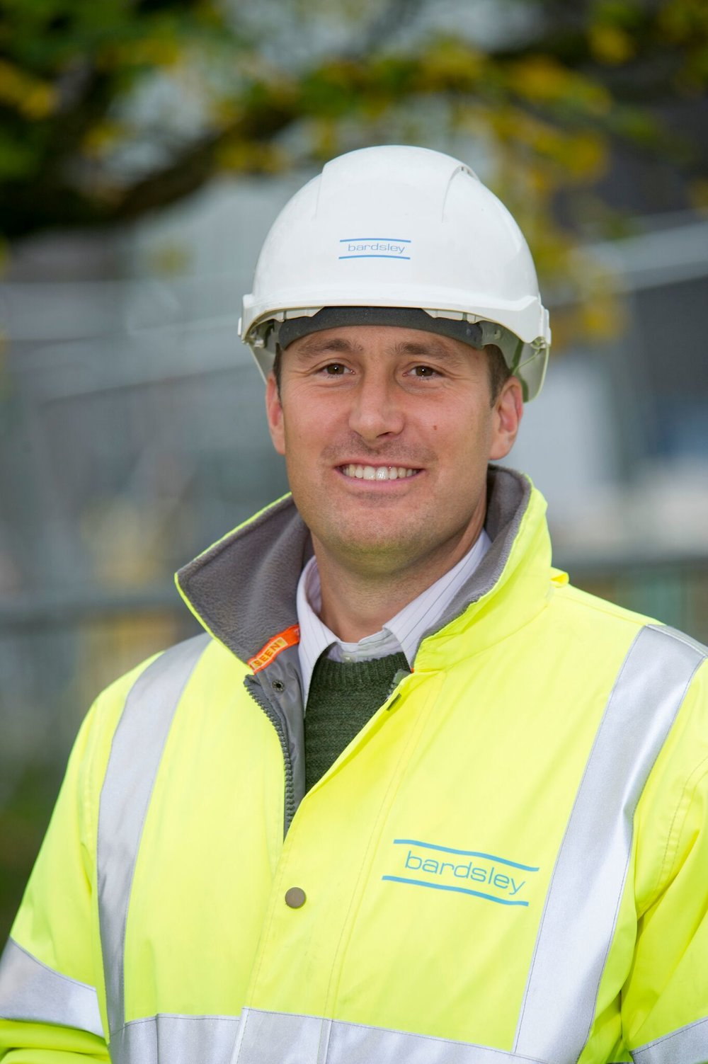 Paul Buckley Site Engineer