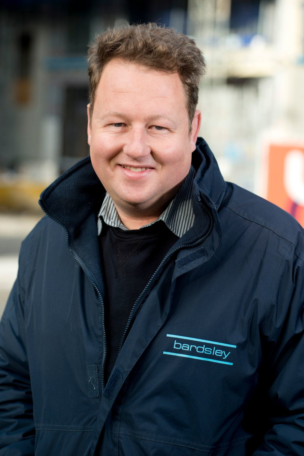 Nick Eagleton Site Manager