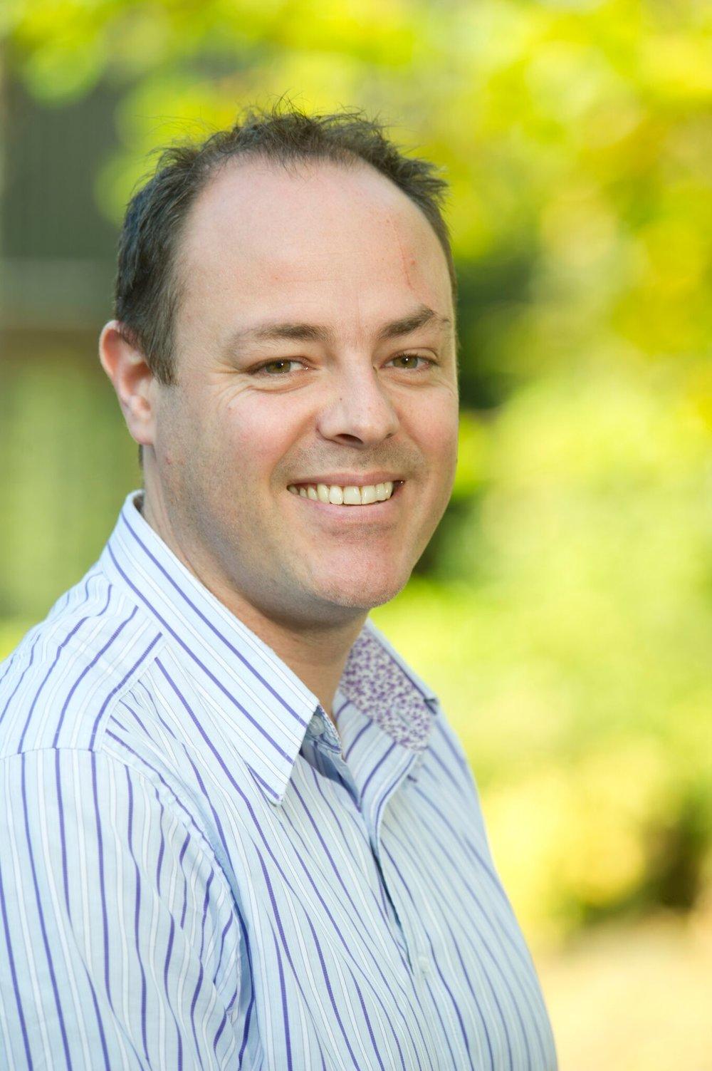 Nigel Pearce Managing Quantity Surveyor