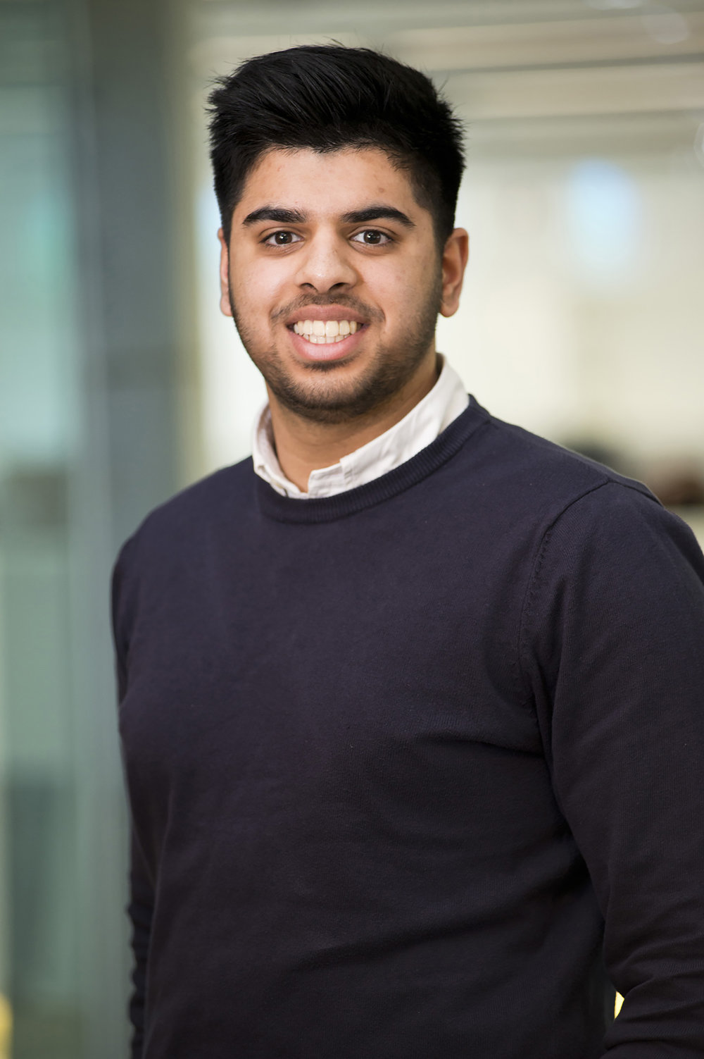 Keval Mistry Commercial Trainee