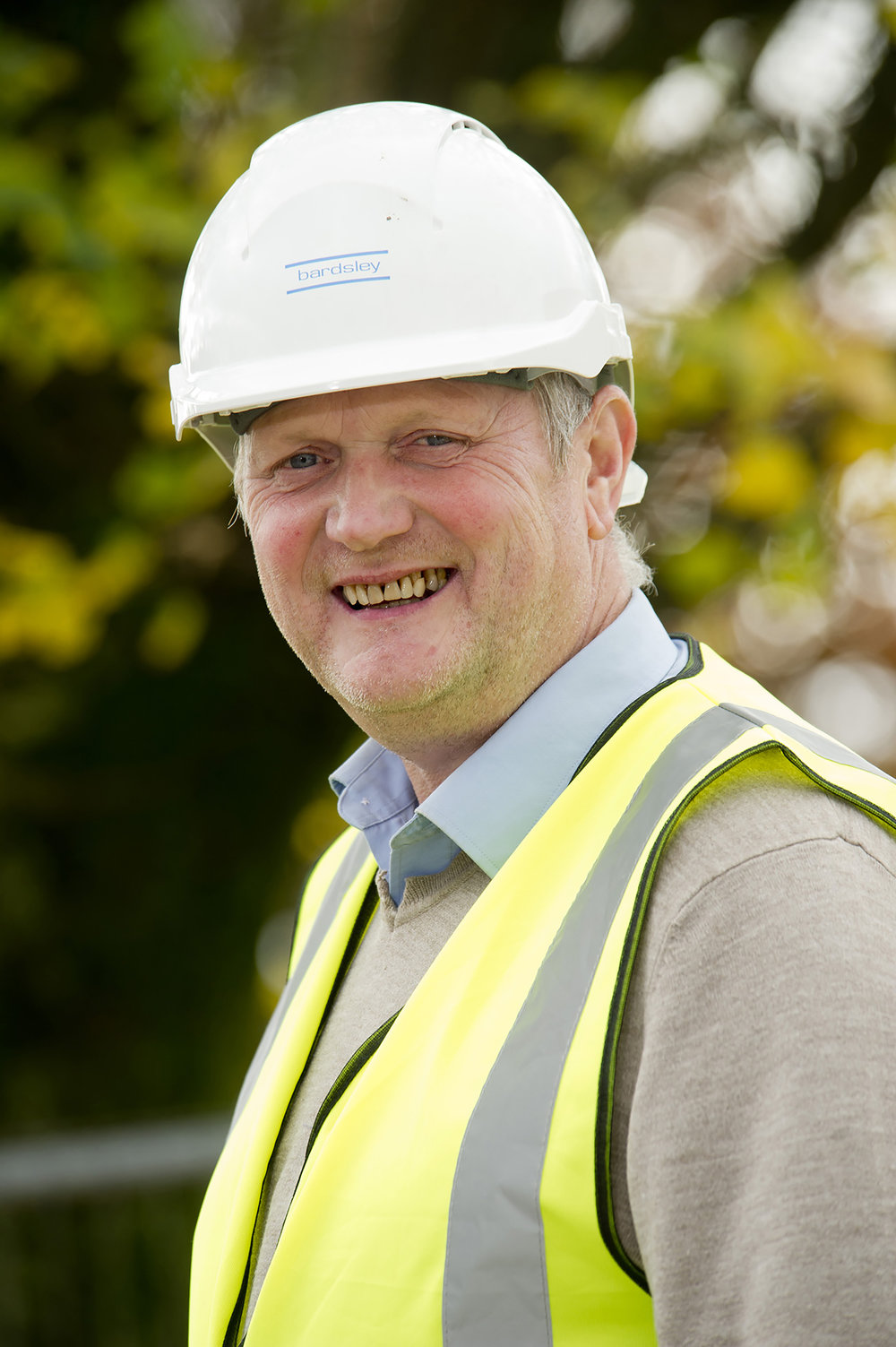 Lee Parkes Site Manager
