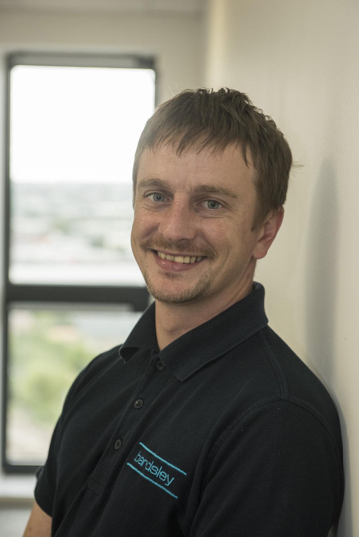 Gareth Childs General Foreman