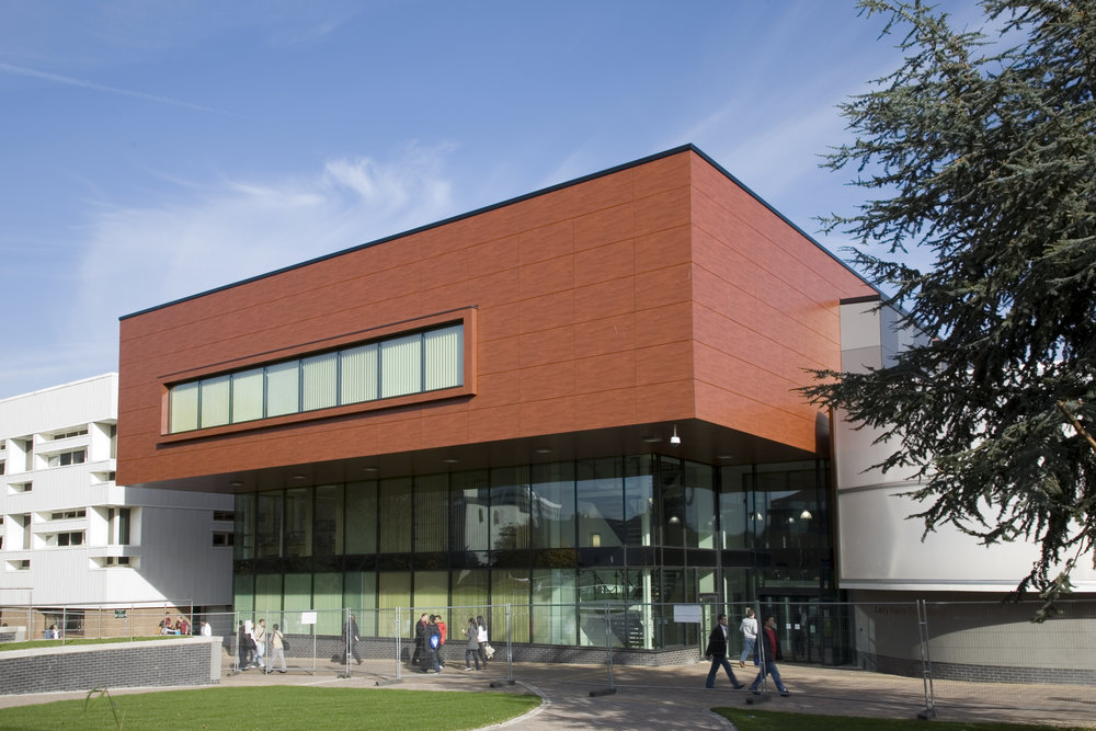 University of Salford Law Building
