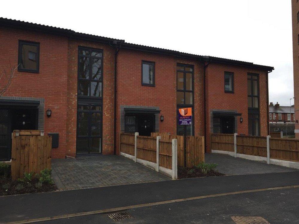 Barton Village Phase 1, Eccles