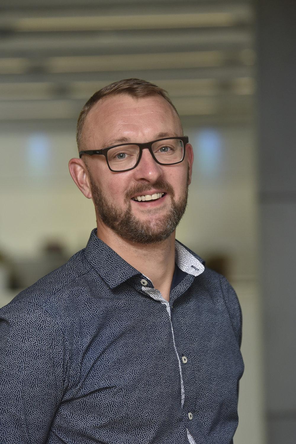 Joel Wildgoose Design Manager