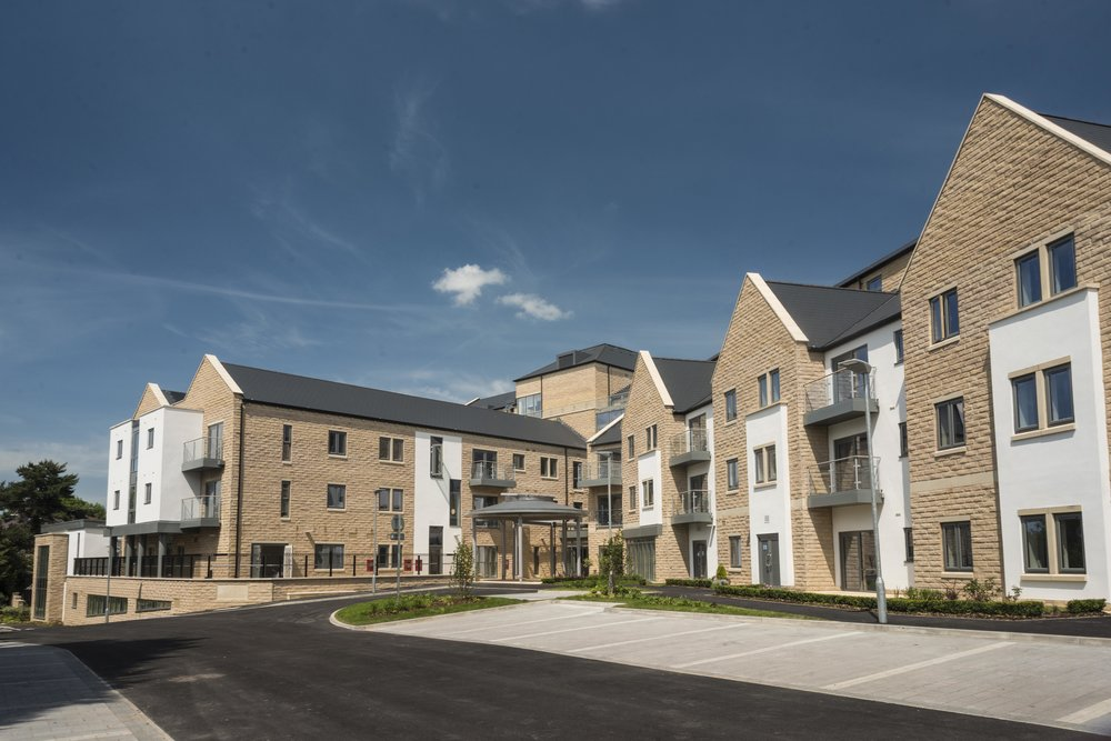 Fernbank Extra Care, Bingley
