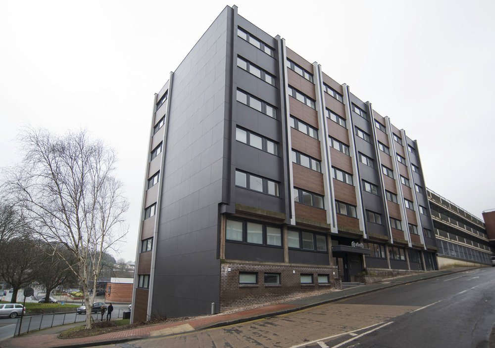 Student Accommodation:Blackburn Hse, Keele