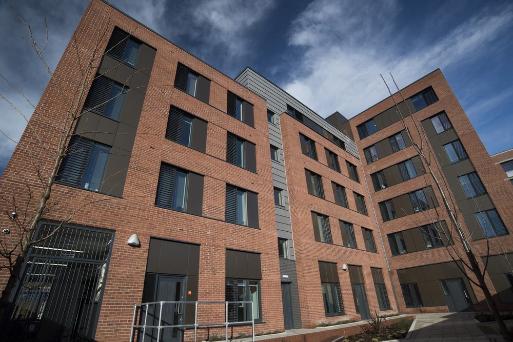Student Accommodation: Hannah Ct, Sheffield
