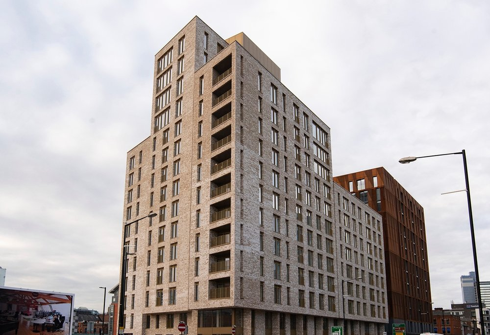 Apartments: Port Street, Manchester