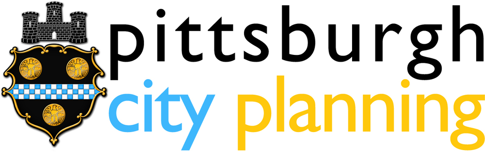 Pittsburgh City Planning Logo