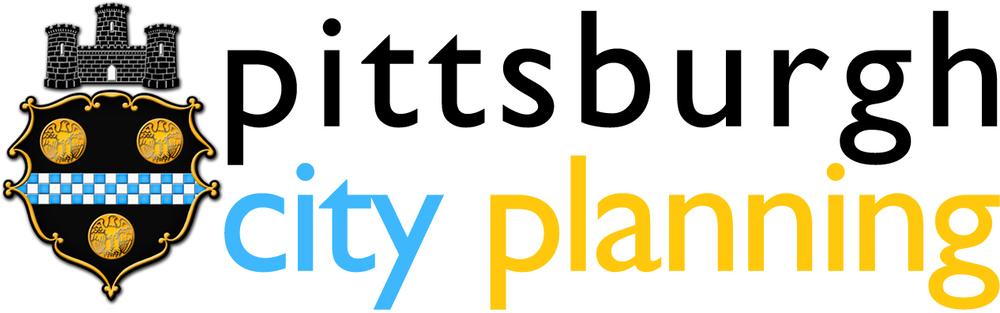 Pittsburgh City Planning Logo