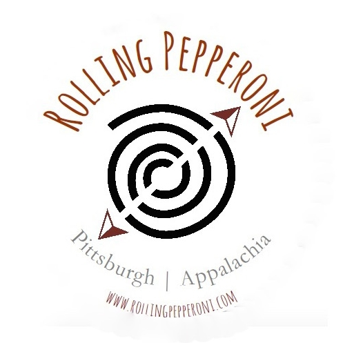 Rolling Pepperoni Logo