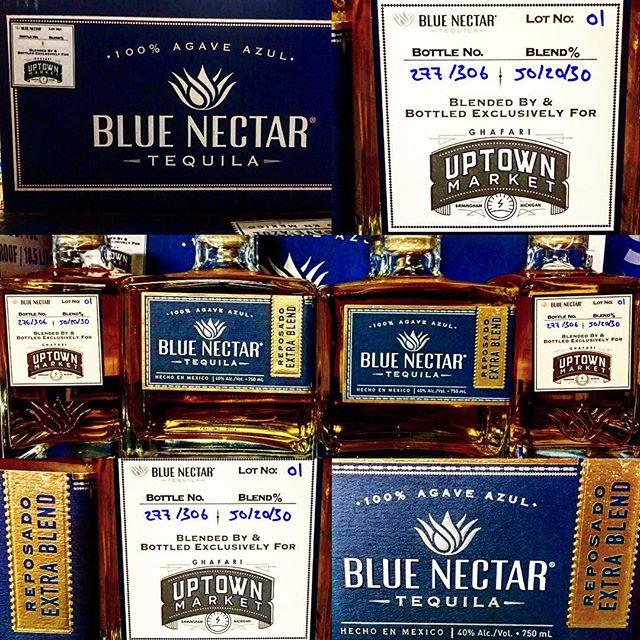 Blue Nectar Extra Blend (Reposado) -